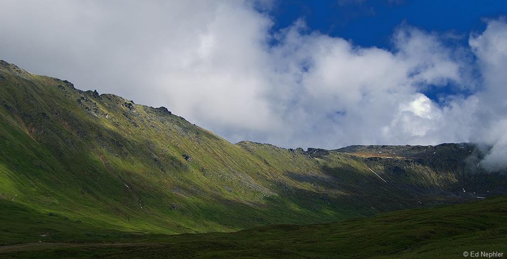 Bullion Mountain Ridge 070110.01.1024