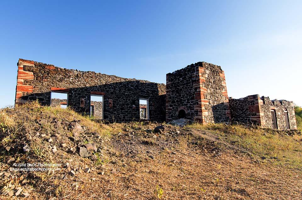 Quincy Mine Ruins